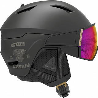 Driver Cafe Racer/Infrared Sol